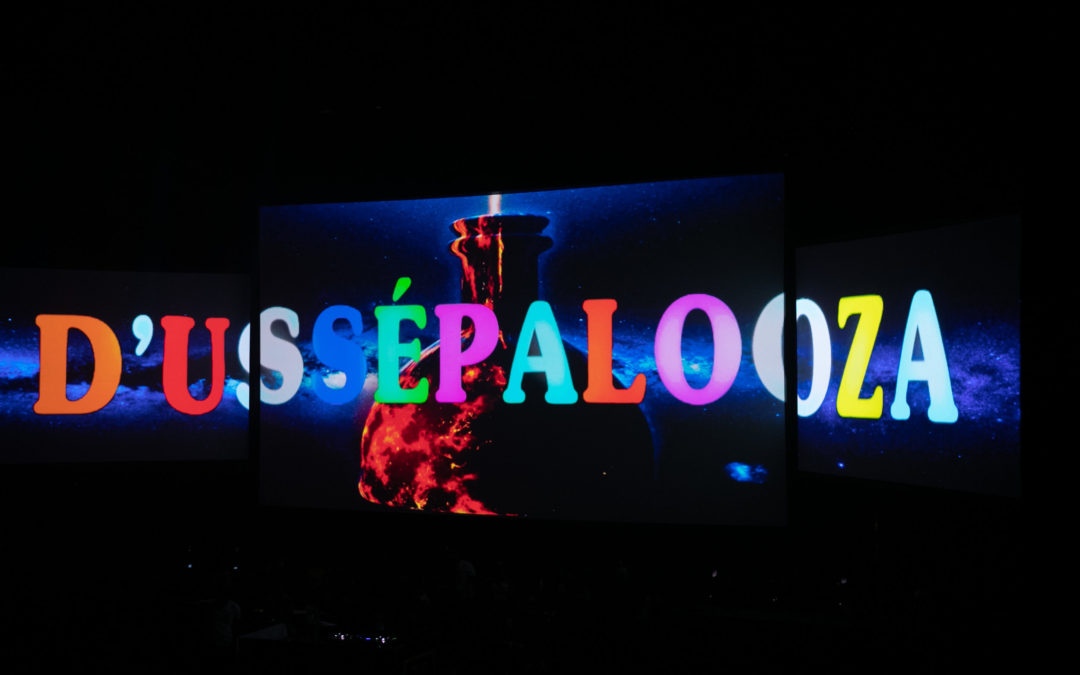 D'USSE Palooza Hits The Hammerstein Ballroom. Jay-Z Pops In. Night Pops Off.