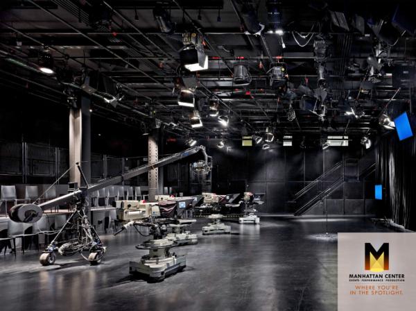 MC TV Studio 1