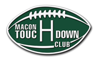 Macon Touchdown Club Logo