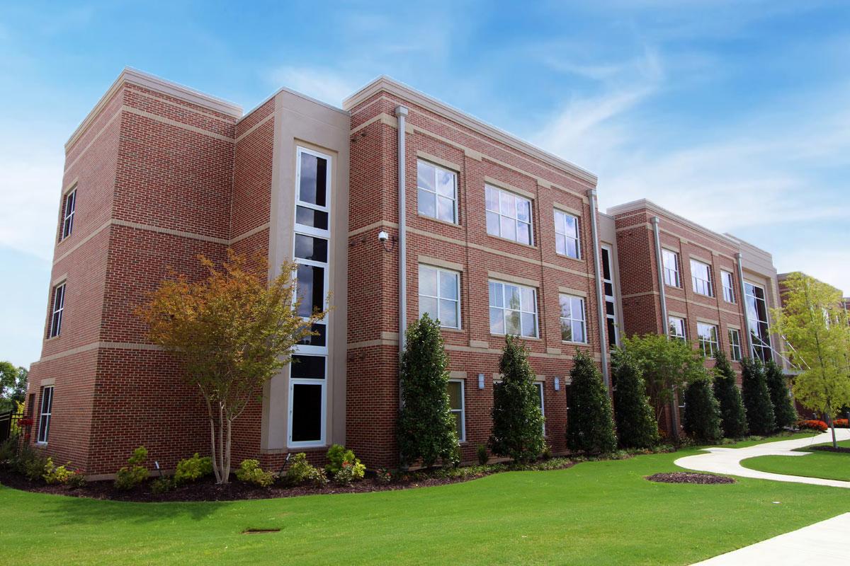 Mercer Lofts III Exterior