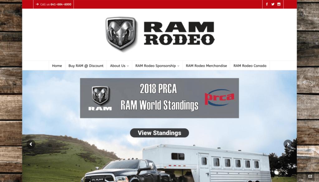 Ram Rodeo