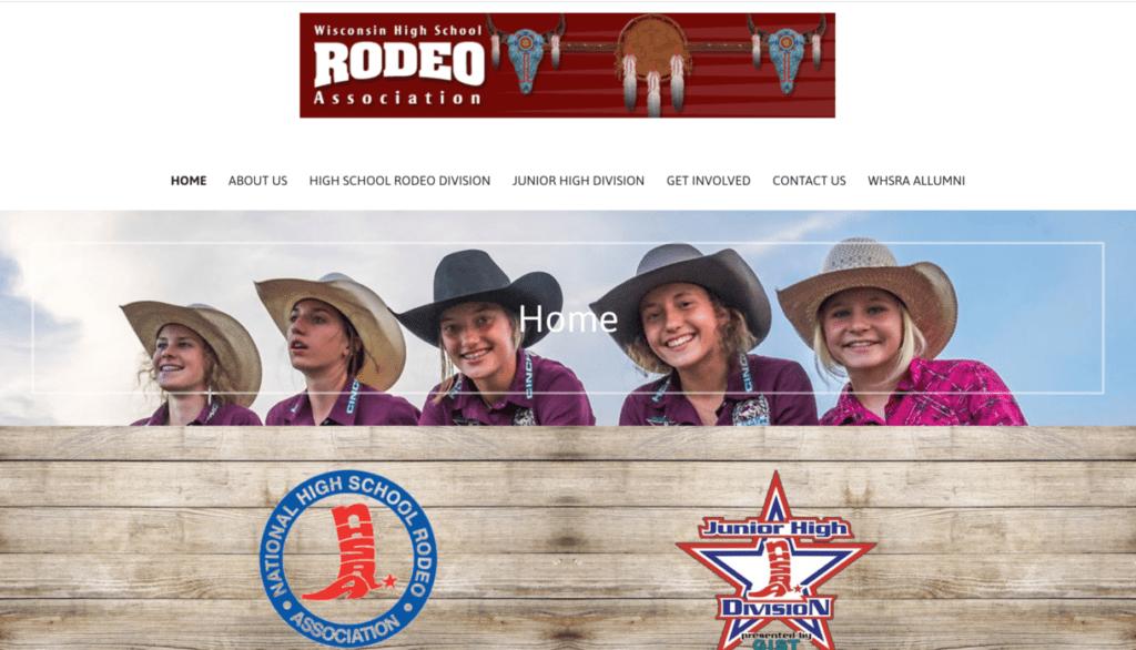 Wisconsin High School Rodeo