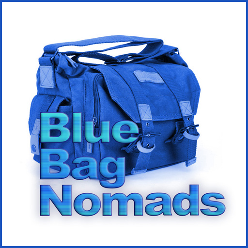 Blue Bag Nomads