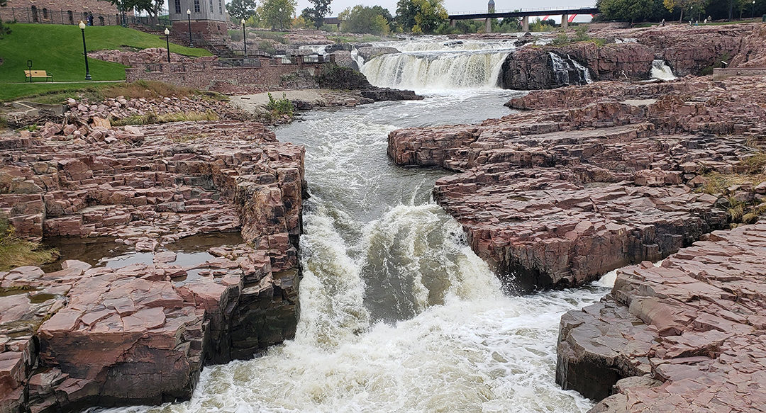 South Dakota Road Trip Destination Sioux Falls