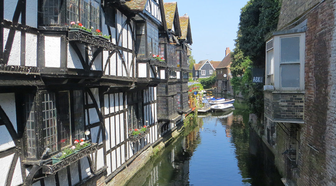 Day Trip to Canterbury, England