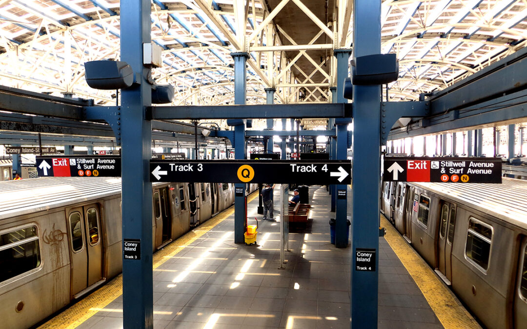 Tips on Riding the Subway in New York City