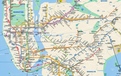 NYC Subway Maps Helpful Tips and More