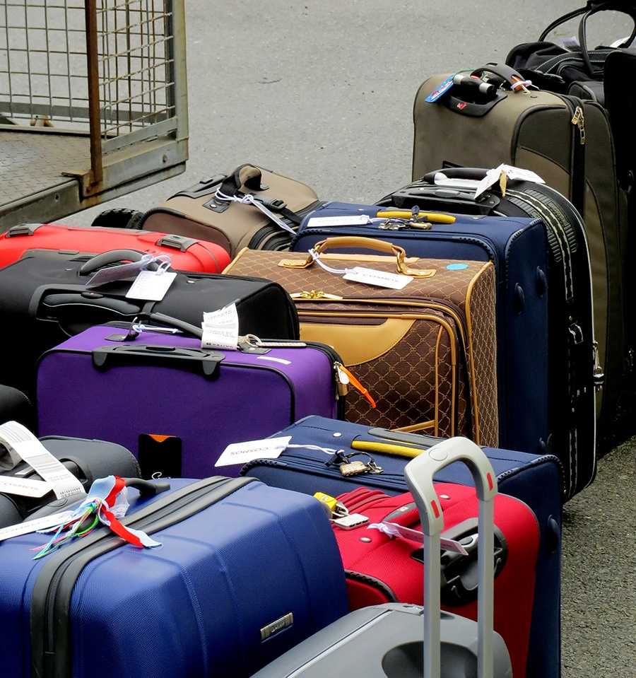 Which bag is mine?