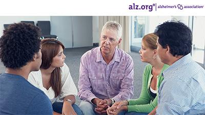 Alzheimer's Support Group