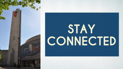 Ways to Stay Connected!
