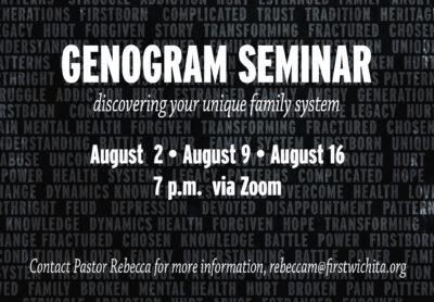 Genogram Seminar