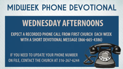 Midweek Phone Devotional