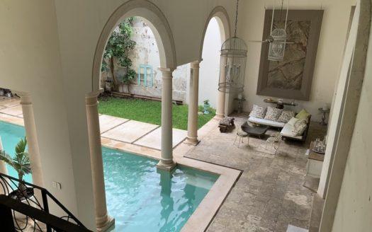 Hacienda Mexico - Historic Modern 52