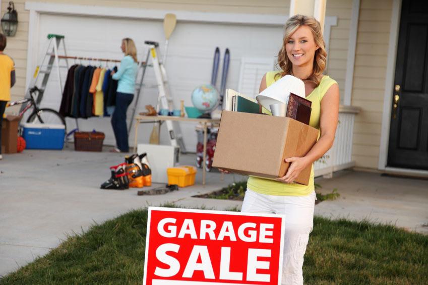 Increase Garage Sale Profits with some Marketing Basics