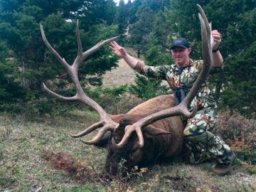 Hammer 'Em Outfitters Montana Hunting Elk and Deer 1