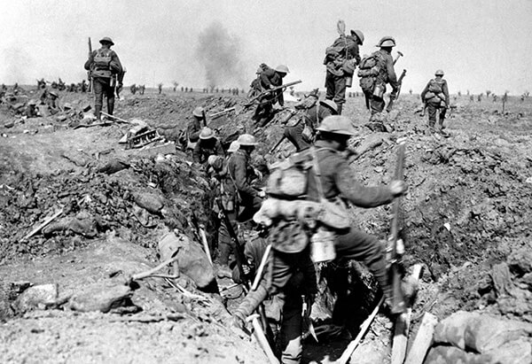 The Battle of the Somme: How Not to do Recruitment