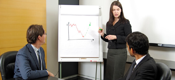 HOW TO IMPROVE SALES. FORTUNE 50 SALES DIVISION SHOWS THE WAY.