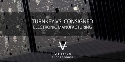 electronic turnkey manufacturing