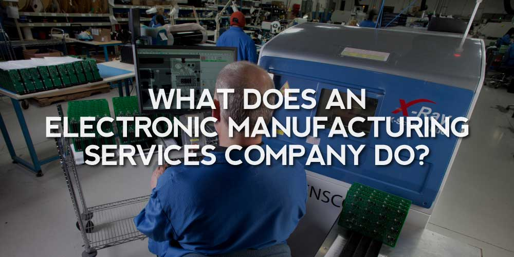 electronic manufacturing services company