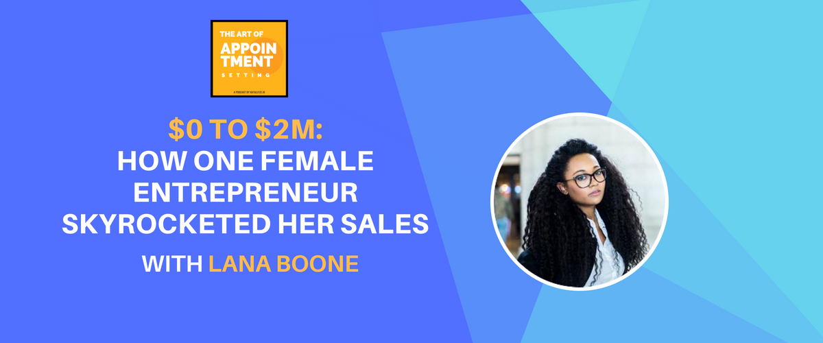 female entrepreneur lana boone
