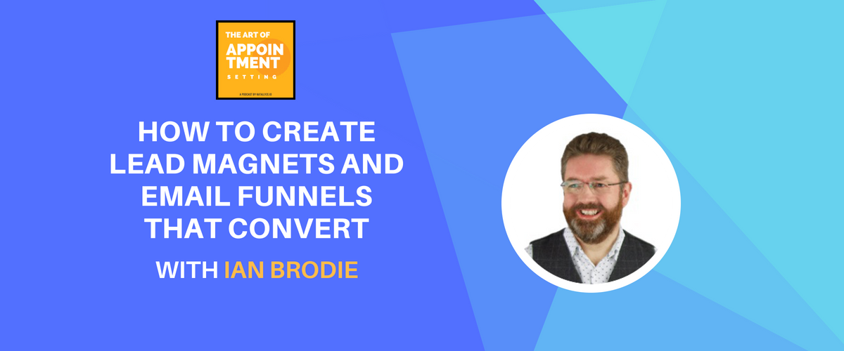 Ian brodie email marketing lead manget