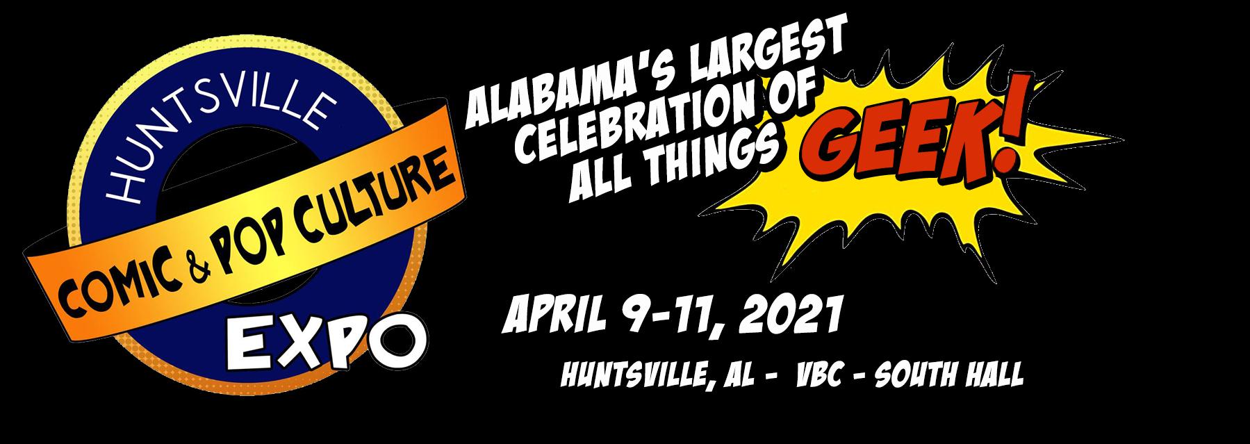 Huntsville Comic and Pop Culture Expo