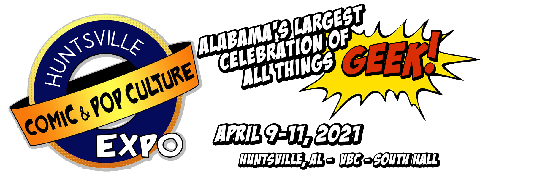 Huntsville Comic and Pop Culture Expo