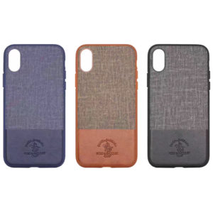 Polo & Racquet Hard Case iPhone XS / X