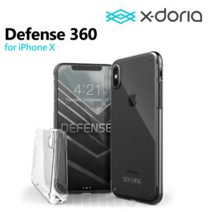 X-doria Defense 360 iPhone X