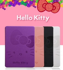 Sanrio Hello Kitty Palm Stand Smart Cover Case iPad Air 2