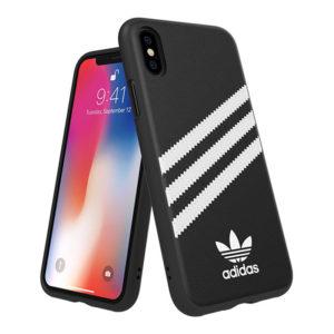Adidas Original 3 Strip Black Hard Case [iPhone]