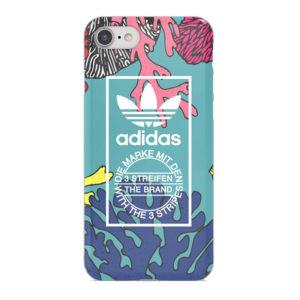 Adidas Original Colorful Soft Case [iPhone]
