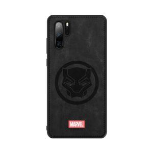 MARVEL Denim Hard Case Black Panther [Huawei]
