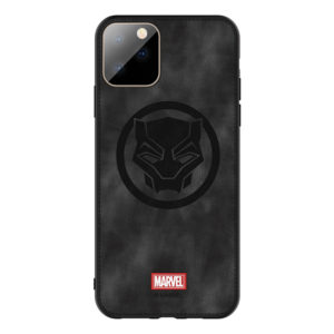 MARVEL Denim Hard Case Black Panther [iPhone]