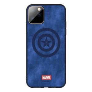 MARVEL Denim Hard Case Captain America [iPhone]