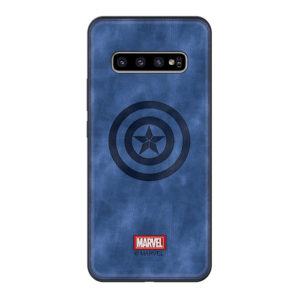 MARVEL Denim Hard Case Captain America [Samsung]