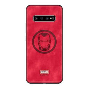 MARVEL Denim Hard Case Iron Man [Samsung]