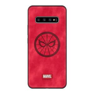 MARVEL Denim Hard Case Spiderman [Samsung]