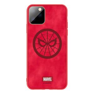 MARVEL Denim Hard Case Spiderman [iPhone]