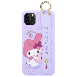 Sanrio Authentic My Melody Wristband Case [iPhone 11 Series]