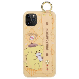 Sanrio Authentic PomPomPurin Wristband Case [iPhone 11 Series]