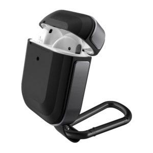 X-doria Defense Trek Black Protective Case [Apple AirPods Series 1/2]