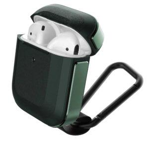 X-doria Defense Trek Midnight Green Protective Case [Apple AirPods Series 1/2]