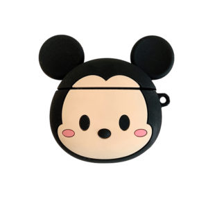 Disney Authentic Mickey Mouse 3D Design Silicon Case [AirPods Pro]