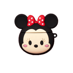 Disney Authentic Minnie Mouse 3D Design Silicon Case [AirPods Pro]