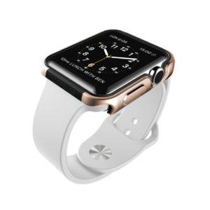 X-doria Defense Edge Case Gold [Apple Watch 40 mm / 44 mm]