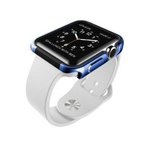 X-doria Defense Edge Case Blue Apple Watch [40 mm / 42 mm / 44 mm]
