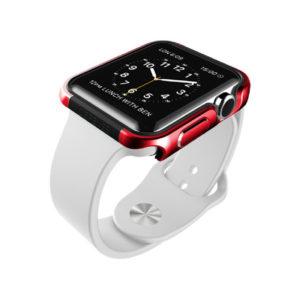 X-doria Defense Edge Case Red [Apple Watch 38 mm / 40 mm / 44 mm]