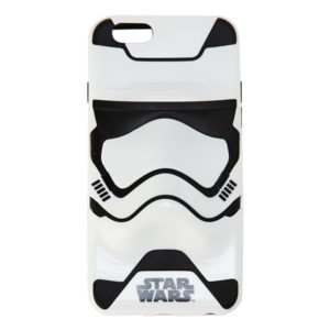 Disney Authentic Star Wars 3D Stormtrooper Case [iPhone 8 / 7]