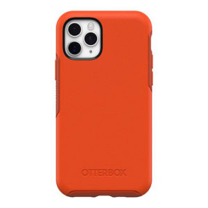 Otterbox Authentic Symmetry Series Risk Tiger Red/Orange Case [iPhone 11 Series]
